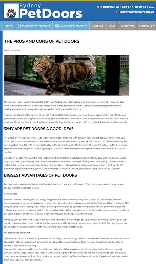 SEO Blog Articles