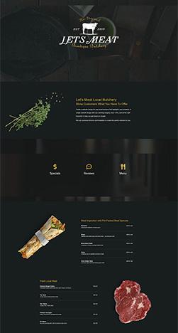 Product Based Web Design Ideas